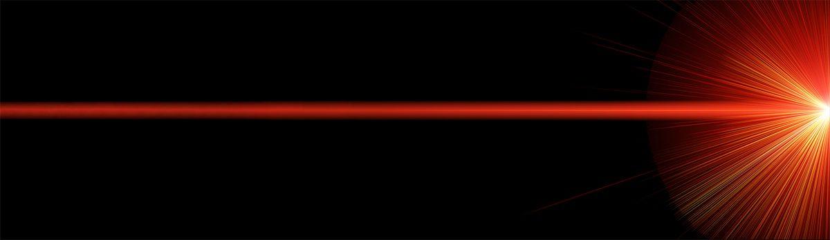 Laserbeam achtergrond