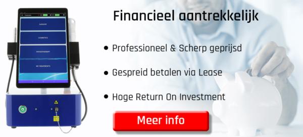 Banner financieel