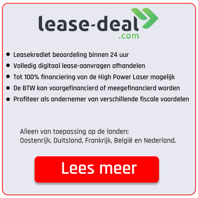 Lease deal vierkant NL